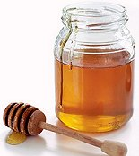 honey for hair loss